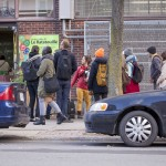 A Place for Food in Public Space: Learning from Food Security Activismin the Point