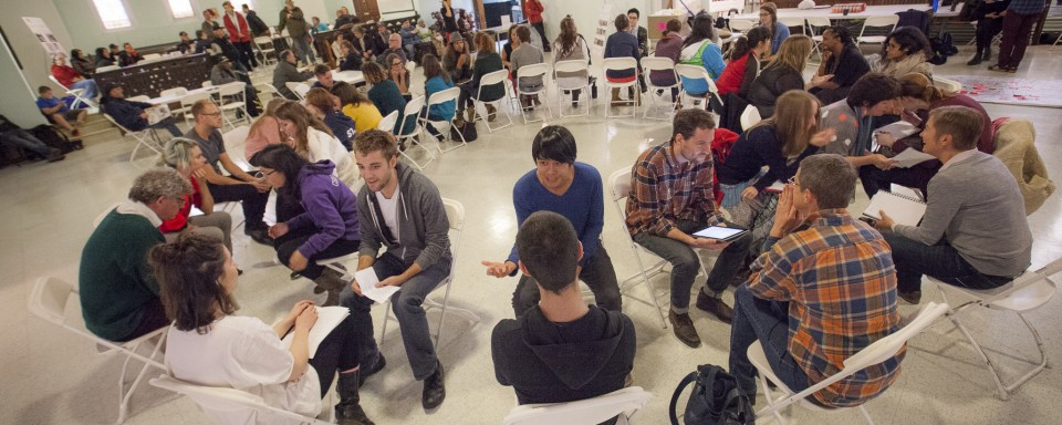 Speed dating with history